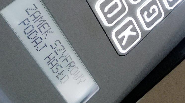Wyświetlacz LCD domofonu Radbit