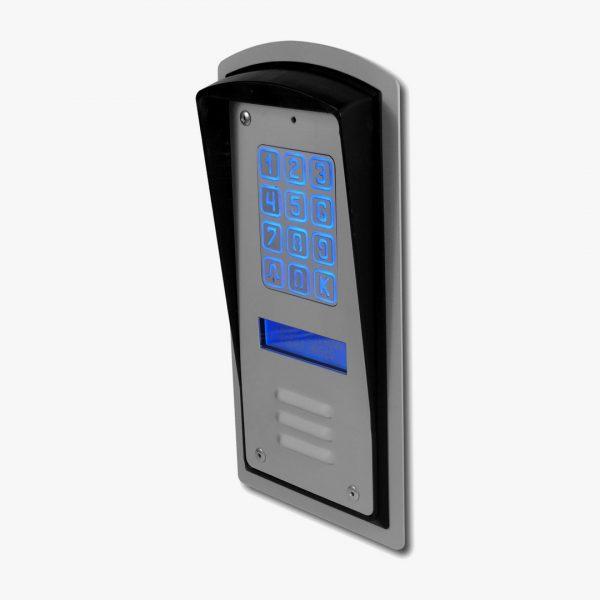 Cyfrowy domofon wielorodzinny do bloku z szyfratorem