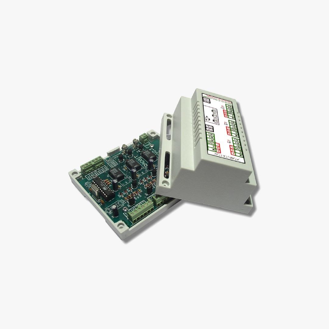 Komutator – do instalacji typu dwa domofony