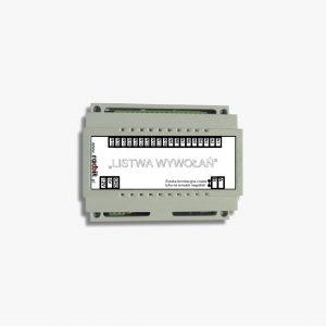 Listwa wywołań - modernizacja systemów domofonowych
