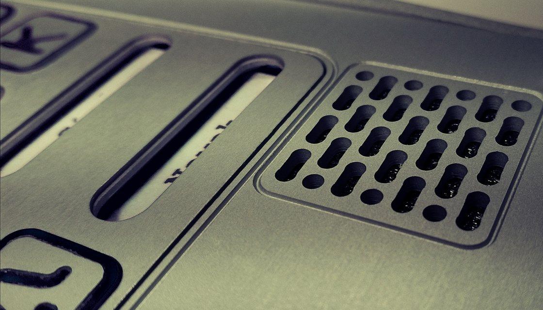 Domofon dwurodzinny z szyfratorem - Radbit Novum