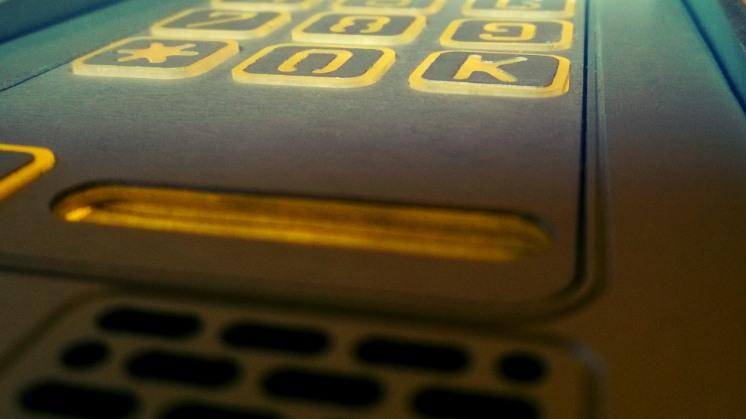 Domofon jednorodzinny z szyfratorem Novum BZ-1P