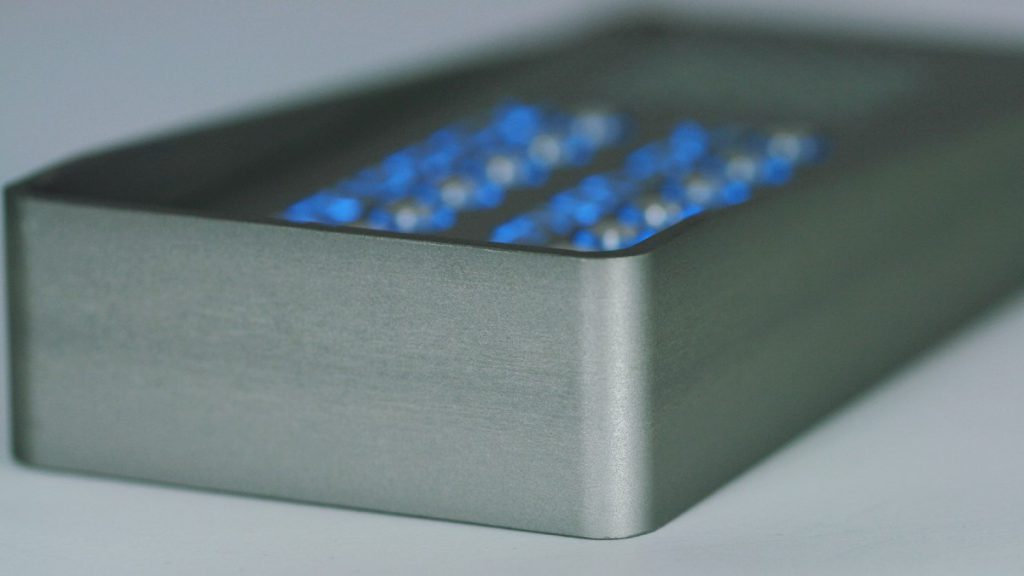 Cyfrowy domofon wielorodzinny z szyfratorem RADBIT