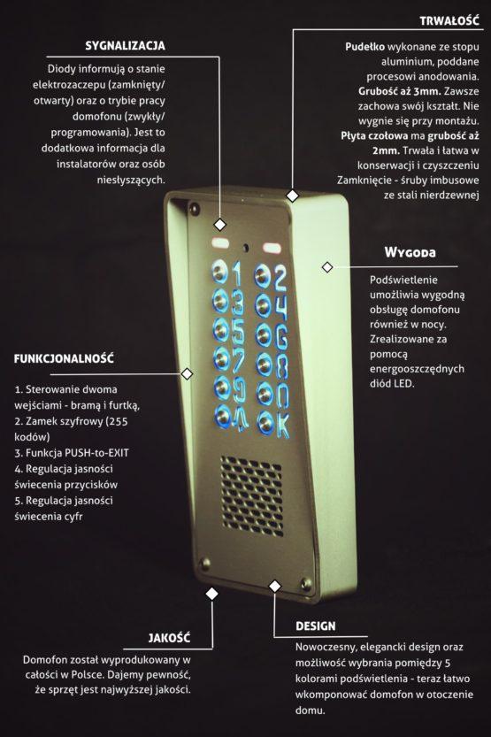 Nowe funkcje, zwiększona ergonomia