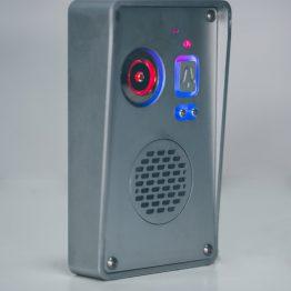 Domofon jednorodzinny Dallas Mini - sterowanie furtka / brama