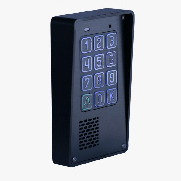 Domofon cyfrowy z szyfratorem