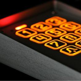 Domofon z szyfratorem
